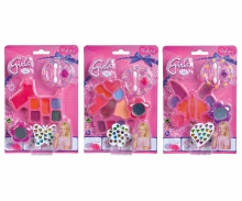 simba Steffi LOVE Girls Glitter-Lipgloss Set, 3-sort.