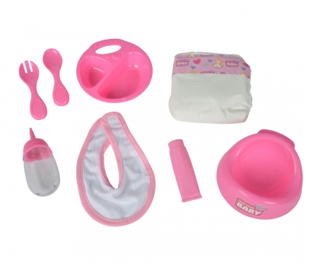 simba New Born Baby Feeding and Potty Set, 2-ass.