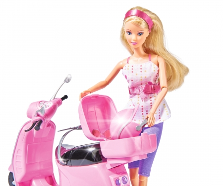 simba Steffi LOVE Chic City Scooter