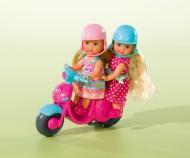 simba Evi Love 2 Amiche su scooter