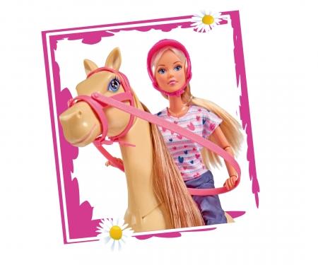 simba Steffi Love a cavallo