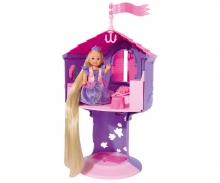 simba Evi LOVE Rapunzel Tower
