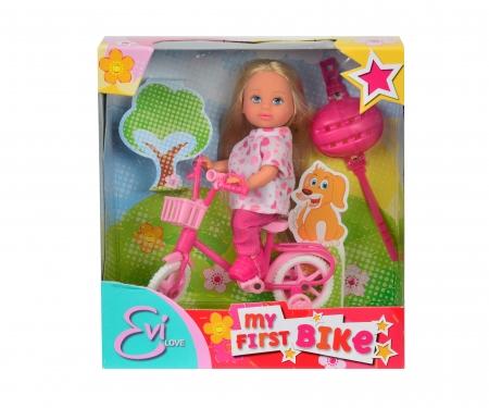simba Evi LOVE My First Bike, 2-ass.