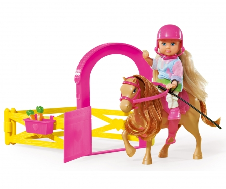 simba Evi LOVE Horse Stable