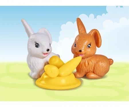simba Evi LOVE Cute Rabbit House