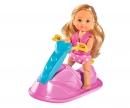 simba Evi con moto de agua