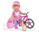 simba Evi LOVE Ferienspaß Fahrrad