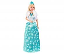 simba Steffi Love Magic Ice Princess con abito fluorescente