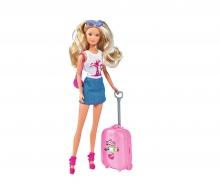 simba Steffi Love Travel Fun con trolley