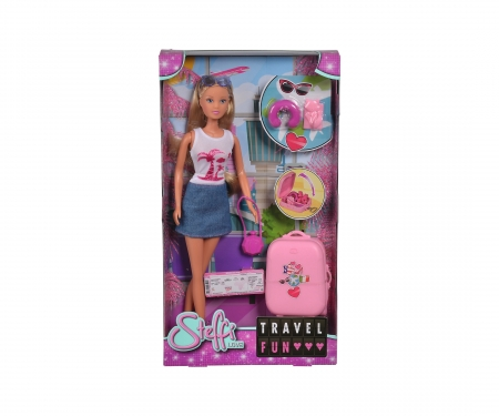 simba Steffi LOVE Travel Fun