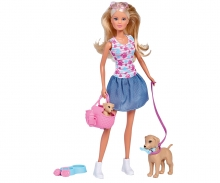 simba Steffi LOVE Puppy Walk