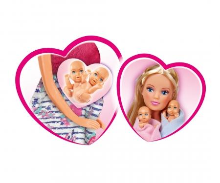 simba Steffi LOVE Welcome Twins