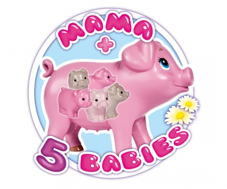 simba Evi LOVE Newborn Piggies