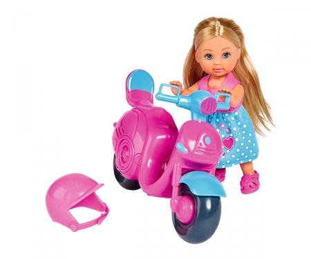 simba Evi en Scooter