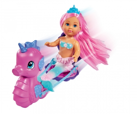 simba Evi LOVE Mermaid Carriage