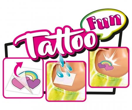 simba Steffi LOVE Tattoo Fun