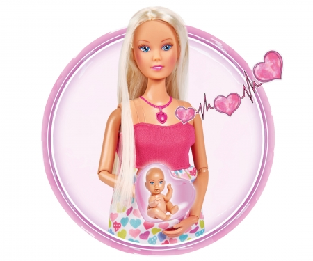 simba Steffi LOVE Babyglück