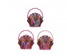 simba Evi LOVE Little Mermaid Sisters, 3-ass.