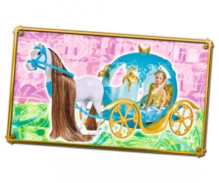 simba Steffi LOVE Fairytale Pumpkin Carriage