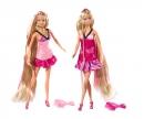 simba Steffi LOVE Ultra Hair, 2-ass.