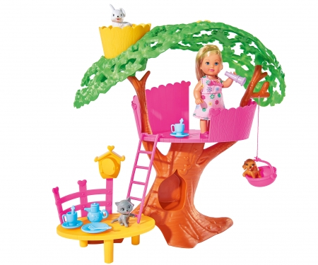 simba Evi LOVE Tree House