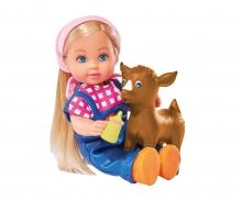 simba Evi LOVE Baby Animal Farm, 2-ass.