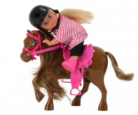 simba Evi LOVE Evi Pony, 3-sort.