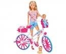 simba Steffi Love Giro in Bici