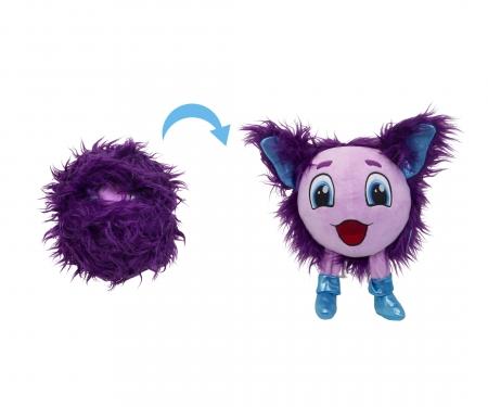 simba Furlocks big Plush Monster, purple