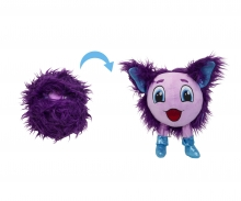 simba Furlocks big Plush Monster, purple