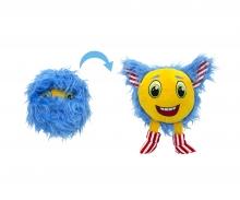 simba Furlocks großes Plüschmonster, blau