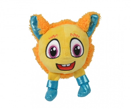 simba Furlocks Mini Plush Monster II, 6-ass.