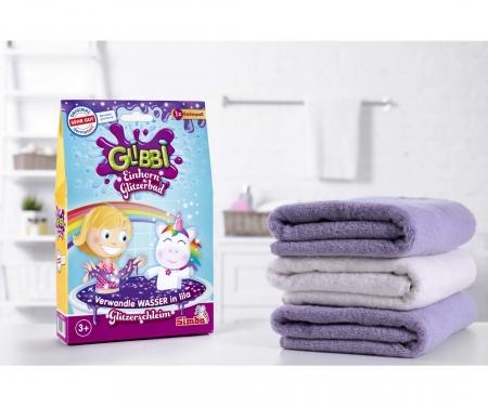 simba Glibbi Unicorn Glitter Bath