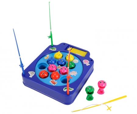 simba Games & More Fishing Game, 4-ass.