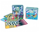 simba Games & More 8 in 1 Games in Metal Box