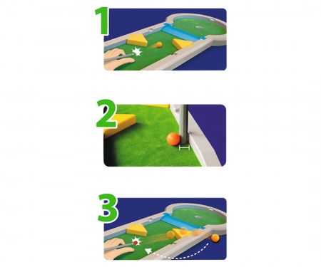 simba Games & More Pitpat Minigolf Tableversion