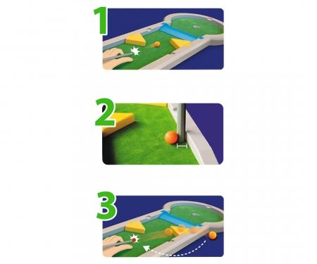 simba G&M Pitpat Tisch-Minigolf