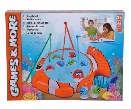 simba Games & More Fishing Game