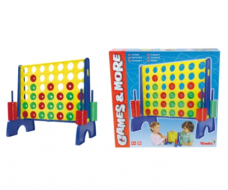 simba Games & More 4 in a Row