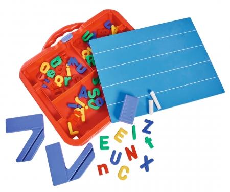 simba Art & Fun Magnettafel im Koffer
