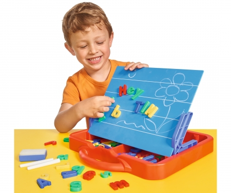 simba Art&Fun Magnetic Board in Case