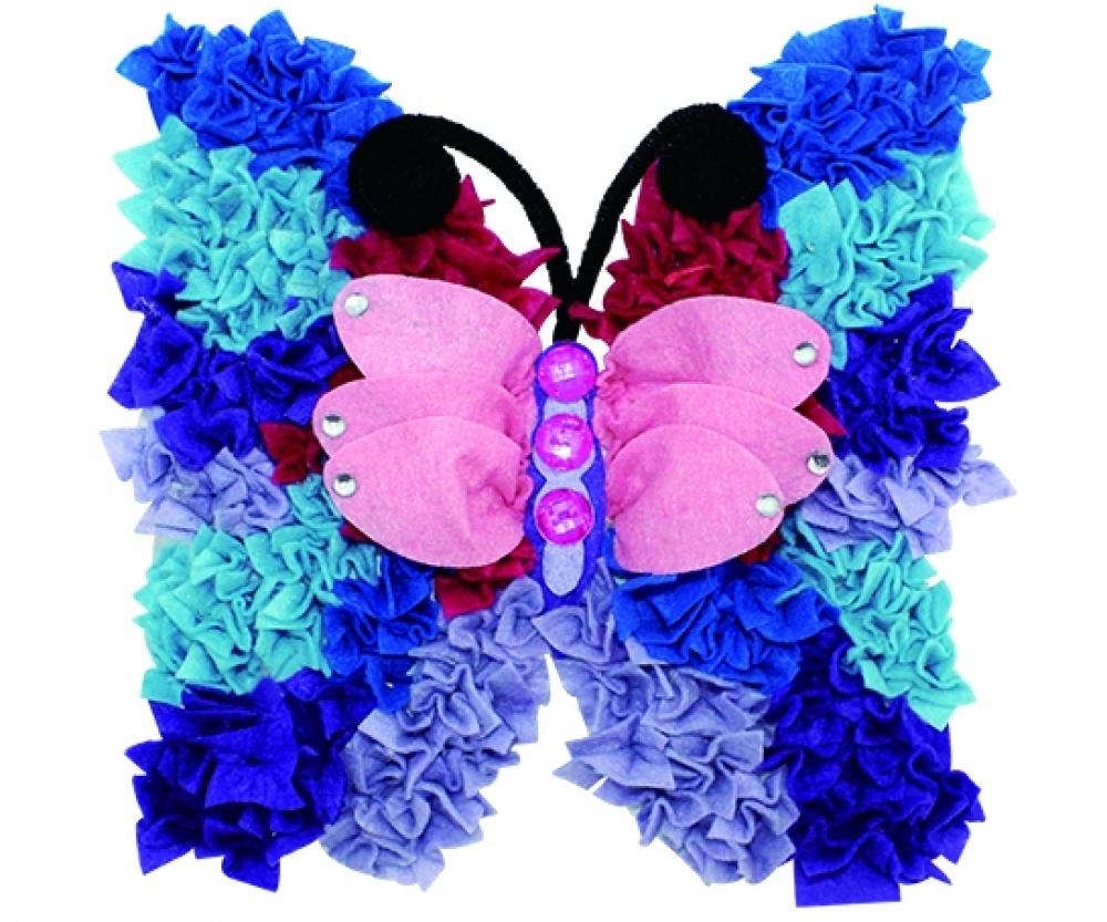 Simba artfun feltcraft butterfly