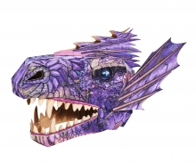 simba Wild Cards Dragon