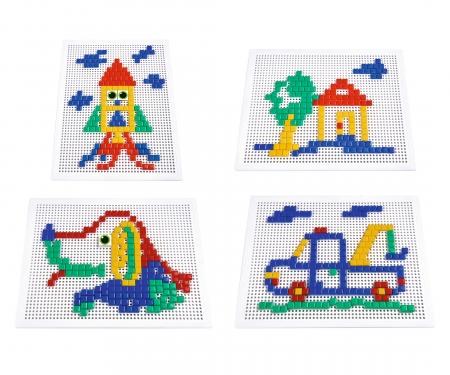 simba Art & Fun Bildermosaik im Koffer