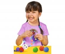 simba Art&Fun Create your Pom Pom Figure