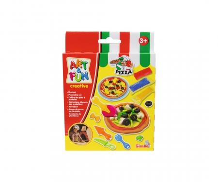 simba A&F Dough Set Pizza