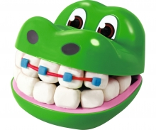 simba Art & Fun Knetset Krokodil Zahnarzt