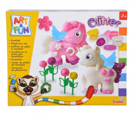 simba A&F Dough Set Unicorn