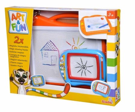 simba Art & Fun Twin Pack Drawing  Boards
