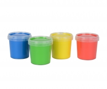 simba Art & Fun 4 vasetti Colori a dita